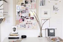 Desks/Rooms