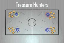 P.E. Wonders / Gym games and activities