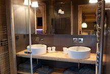 Salle de bains courch