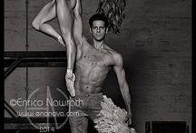 Olika Balettbilder