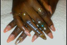 Les ongles de mes clientes