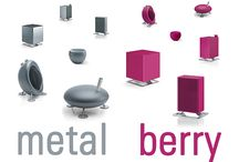 Color collection 13/14 / Every two years we introduce a new color collection for selected Stadler Form products. Our designers have studied the wide array of colors and looked at trends in different areas of our lifes. And the winners are: metal and berry! Anna, Anton, Fred, Jasmine, Max and Oskar are the happy Stadler Form family members that will be presented in a new robe. And they are beaming with joy... Official launch in fall 2013
