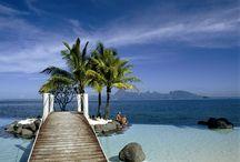 Tahiti Islands / by Jandilyn Wong