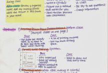 University studying tips