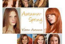 Весна + осень