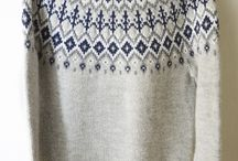 Scandinavian sweater