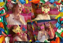 Fotostudio knutselen / Je eigen fotobooth knutsel je samen met KnutselTV. Voor een feestje, op de camping of een party met je BFF, geen gelegenheid is te gek voor je eigen fotostudio!