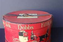 Hat Boxes and Boxes