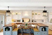 Client-country kitchen