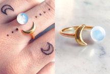 Jewelery / rings, earings, cute