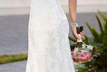 my wedding look