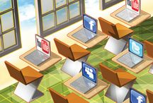 Social media in the class room