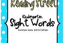School- Literacy- Reading Street
