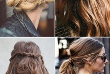 Hair / Lovely ideas that I will never be able to recreate :)