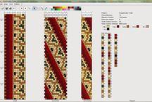 Schema e tutorial perline con uncinetto