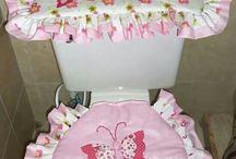 jogos de banheiros em patchwork