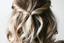 penteados para curtos