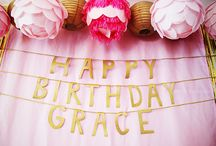 1st birthday / Mania's first birthday party and gifts ideas