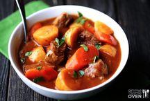 Chilli, Curry, Cassarole, Stew & Grain Dishes