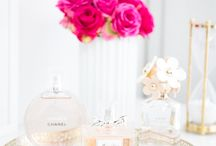 Perfume Storage / Tips and ideas to store and display your beautiful perfume bottles at home.