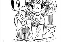 love is...bride and joy