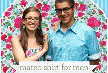 Sew for Men / Patterns and inspiration for sewing men's clothing and accessories.