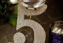 Table Number Ideas  / by A Savvy Event