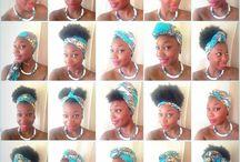 bandeau/foulard