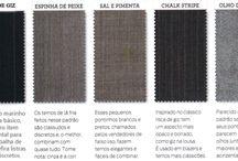 Tecidos e texturas