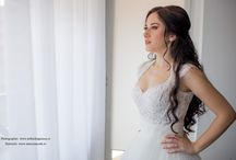 BRIDAL HAIR / Bride Hairstyle Wedding Updo