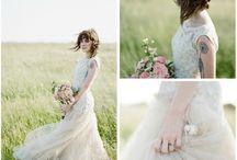 Vestidos de Noiva  |  Wedding dresses