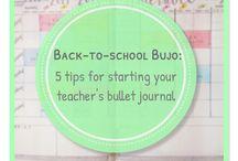 Bullet Journalling