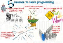 Learn Programming / Take a shot at learning programming....software drives everything !