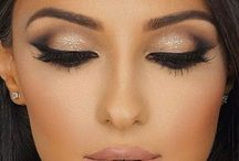 "Machiaj tip ""smokey eyes"""