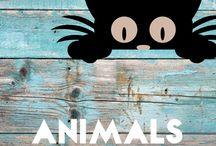 Mug Animals / Tazzapersonalizzate