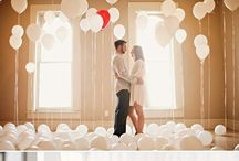 Pre-wedding Studio Ideas