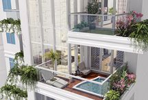 Architecture & Interior Inspirations