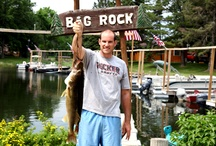 Fishing / Fish pictures from Leech Lake, Minnesota of guests at Big Rock Resort (located in Horseshoe Bay)