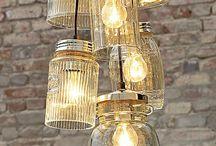 Lampen / Deckenlampe