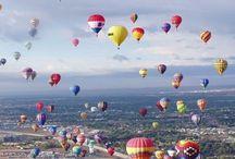 Hot Air Balloons / by Cynthia Rivera