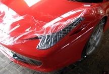 Ferrari 458 Italia - StoneProtect foil