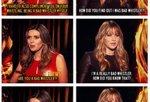 Jennifer Lawrence  / Jennifer Lawrence's fun moments :)