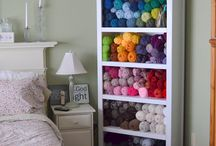 Craft Room / by Hannah Evert