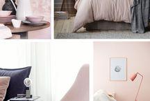 trends poeder roze