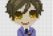 Anime Perler Bead Patterns