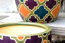 Decorative Pots Project