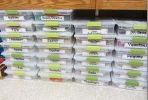 Classroom Organization / Clear the Clutter / by primary teacher