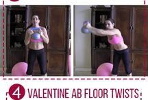 A love handle workout