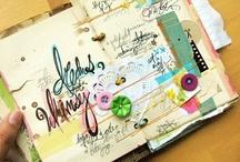 Art Journals / by Casey Cahan