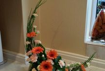 Flower arrangements with style